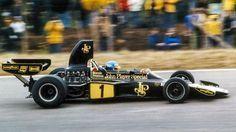 1974 GP Szwecji (Anderstorp) Lotus 72E - Ford (Ronnie Peterson)