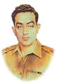 Major Raja Aziz Bhatti Shaheed got Nishan-e-Haider for his bravery in 1965 war between Pakistan and India.