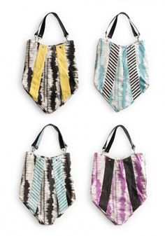 Love Rosanna Inc. Ink Blot Handbags