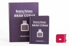 Libretto Memórias Póstumas de Brás Cubas - Série Clássicos - cadernos artesanais