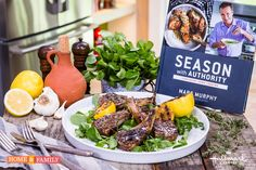 There's no better way to bring in summer than with a grill! Test out Chef Marc Murphy's Grilled Lamb Chop Scottaditto! Catch #homeandfamily weekdays at 10/9c on Hallmark Channel!