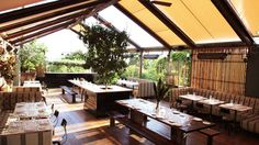 Eveleigh - West Hollywood - Who doesn't like local farm fresh food without pretension? Especially when the back garden is so charming.