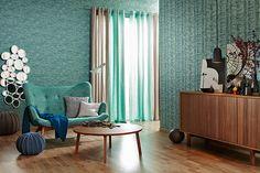 Raumbild 4 der Tapetenkollektion Schöner Wohnen 7 von der A.S. Création Tapeten AG