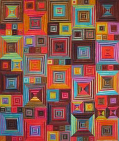 All Squared Up quilt pattern by Twin Cities Quilting
