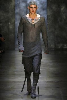 This sweater on a well muscled man...Alexandre Plokhov 2013