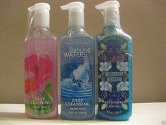 BATH AND BODY WORKS HAND SOAP LOT OF 3 #BathBodyWorks