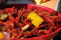 """""""A boil is a real event, so make this meal when you have ample time and lots of friends to share it with."""" #MyNewOrleans"""