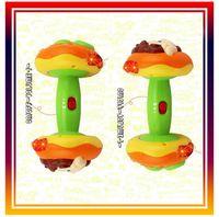 2014 Baby Toys, Funny Lion Dumbbell Toys for Children
