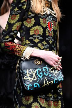 6c0a53042cf7 guccighost-2 Alessandro Michele Gucci, Gucci Handbags, Gucci Bags, Leather  Handbags,