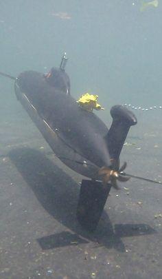 L'armamento di questi sottomarini è efficace contro bersagli sia di superficie…