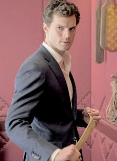 Jamie Dornan Fifty shades of grey movie red room