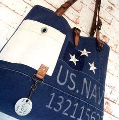 US.NAVY bag SOBEN www.sobenstore.bigcartel.com