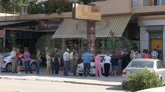 EPIRUS TV NEWS: Κινητικότητα στα ΑΤΜ των Ιωαννίνων Δείτε εικόνες α...