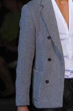 Emporio Armani Men's Details S/S '13