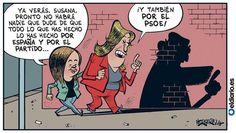 Viñeta de Susana Diaz y Verónica Pérez
