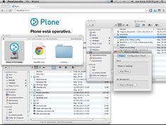Plone on Maximiliano Vilchez's Mac OS X system