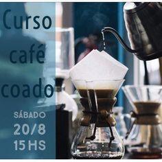 Você sabia que existem mais de 25 variáveis que podem alterar a extração e o sabor do seu café ? Venha passar um dia cafeinado com a gente é participar do nosso curso de café e aprenda métodos de extração variados bem como fatores que podem alterará bebida clique em nosso site e entre na aba cursos e saiba mais . #curso #coados #mestrecafeeiro #sjc #cafeteria #coffeelover  #amocafe #barista #brew #agenda #sjcampos Fomos marcados nessas fotos ! obrigado !