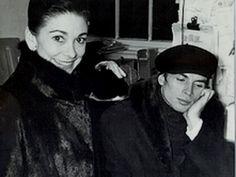 Margot Fonteyn & Rudolf Nureyev