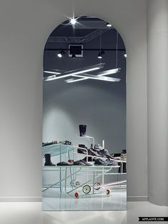 Camper Store Malmo by NOTE | Retail Interior Design for Footwear Brand