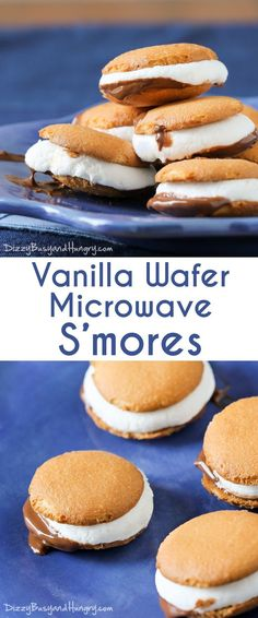 Vanilla Wafer Microw