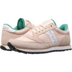 online store d2058 b509c Saucony Originals Jazz Low Pro (Light Peach) Women s Classic Shoes (2.190  RUB)