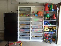 Image detail for -IKEA Garage|Laundry|Utility Photo: Pax and Broder in garage for toy ...
