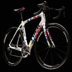 Fabian Cacellara's Trek Domane Tour de France 2016