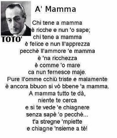 A' Mamma poesia
