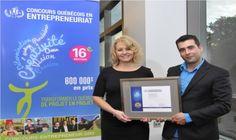 Quebec Entrepreneurship Contest /  Desjardins Grand Prize Gala