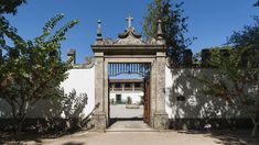 Piellas rooms are part of a rehabilitation project in a XVII century manor house in Portugal. ©armenio teixeira