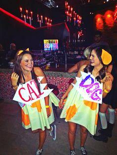 Cat Dog Halloween costume!