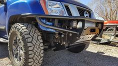 2005-2015 Nissan Xterra Front Tube Winch Bumper   New Products!!Store - Hefty Fabworks