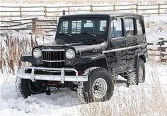 Jeep Willys-Overland Steel Station Wagon