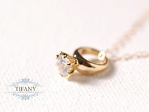 ring of love - kleiner Ring, großer Zirkon | by Tifany-Jewelry