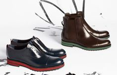 Louis Vuitton F/W 2013-14 shoes for men, the must-haves in man's wardrobe