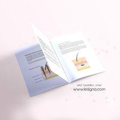 😍😍 Auf www.lesigna.com entdeckst du jetzt deine neue Schulungslektüre für Permanent Make Up! Sehr informativ und edel gestaltet 💋 Make Up, Beauty, Cover, Books, Brows, Hang In There, Libros, Book, Makeup