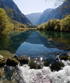 #Brunnsee bei #Wildalpen in Styria, Austria