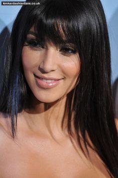 Kim Kardashian hair and makeup!