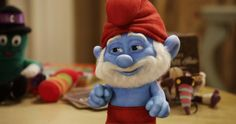 Papa smurf is very sure that Smurfette will never do anything wrong.    The Smurfs 2 in cinemas 2 August.