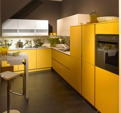 Lovely Fitted Kitchens by Alno