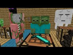 Monster School Minecraft Full Season 1- Games To Play - Minecraft Animation - YouTube
