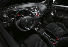 Alfa Romeo Mito Junior interior