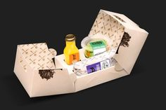 air france food packaging - Google Search