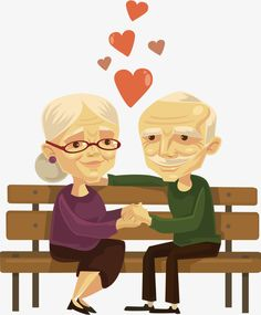 loving couple, Old Lady Wife, Old Couple, Cartoon Characters PNG and Vector Old Couple In Love, Love Cartoon Couple, Cute Couple Art, Old Love, Old Couples, Couples In Love, Old Man Cartoon, The Best Is Yet To Come, Ap Art
