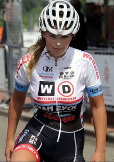 Dutch cyclist, Puck Moonen