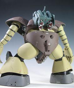 ゴック - シーマ海兵隊 Custom Gundam, Super Robot, Gundam Model, Mobile Suit, Plastic Models, Heels, Heel, High Heel, Stiletto Heels