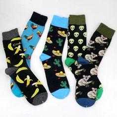 Sock Fest EUR 37-42 UK 4-8 US 6.5-10.5 United Oddsocks lot de 6 Chaussettes pour Femme