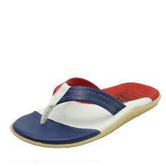 db00ca3e5d9 Island Slipper celebrates AMERICA! We wonder if they make an apple pie  slipper
