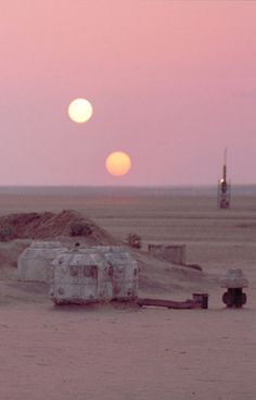 The Star Wars - before it was called 'A New Hope'