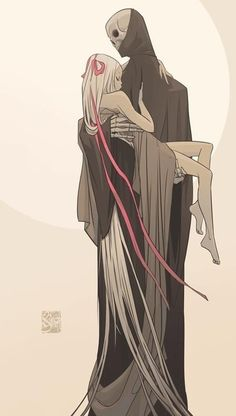 DeadMenTales - Life and Death - Otto Schmidt by LawofGreen